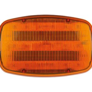 LED-varoitusvalo paristokäyttöinen